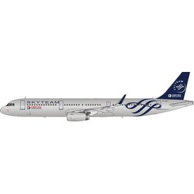 Phoenix A321S China Eastern SkyTeam B-1837 1:400