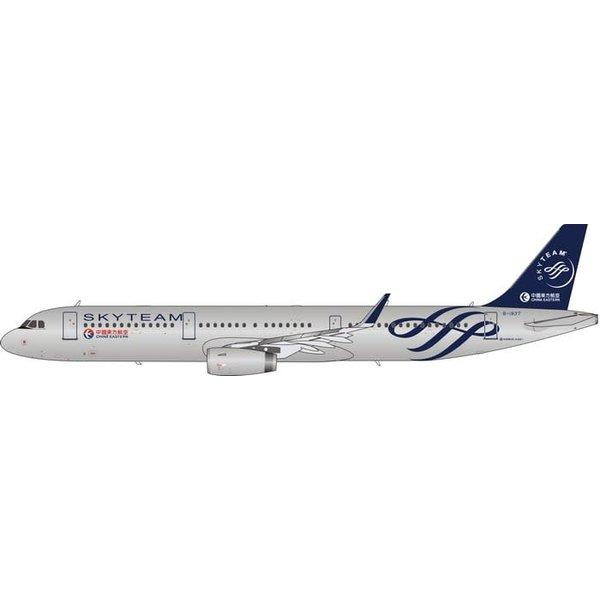 Phoenix A321S China Eastern SkyTeam B-1837 1:400