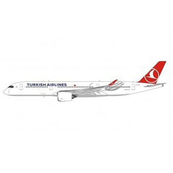 JC Wings A350-900 Turkish Airlines TC-LGA 1:400 Flaps +preorder+