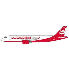 JC Wings A320neo Laudamotion OE-LOE 1:400