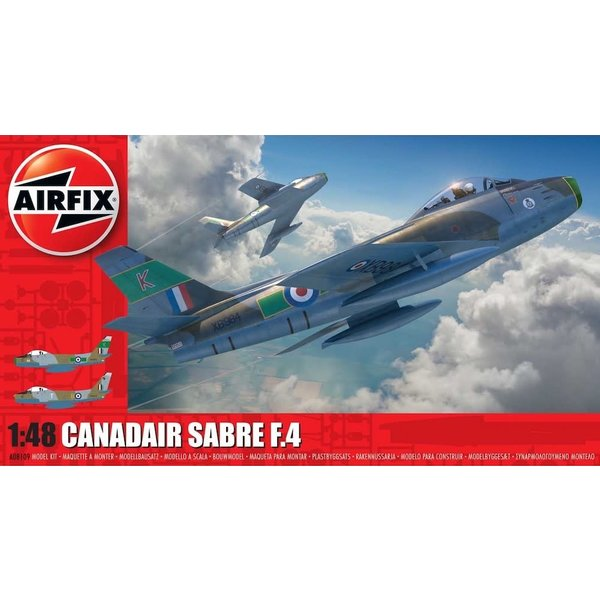 Airfix Canadair Sabre F.4 RAF 1:48 New 2020