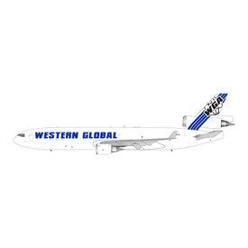 Gemini Jets MD11F Western Global Airlines N799JN 1:200
