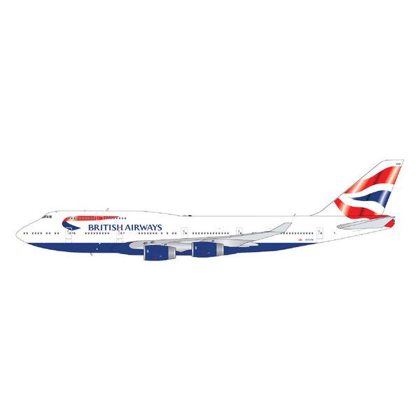 Gemini Jets B747-400 British Airways Union Jack G-CIVN 1:400 +preorder+
