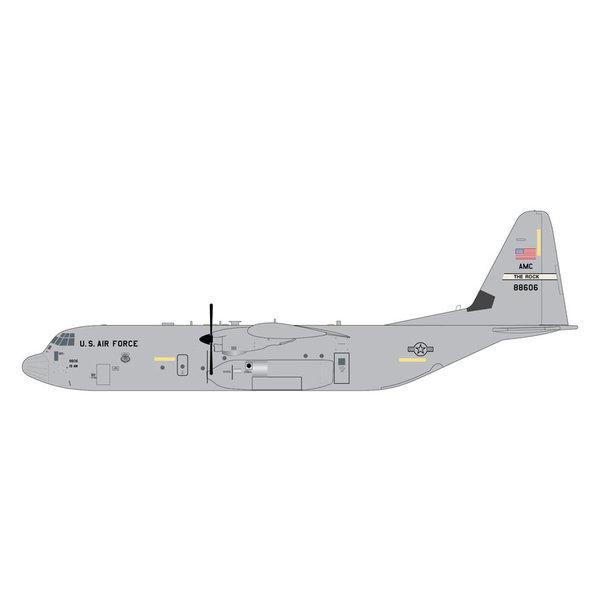 Gemini Jets C130J-30 Hercules USAF Little Rock AFB 1:200 +Preorder+