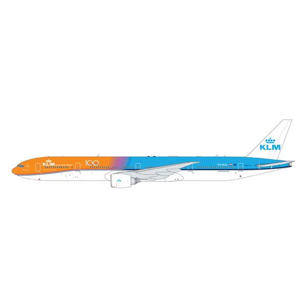 Gemini Jets B777-300ER KLM Orange Pride KLM 100 1:400 +Preorder+