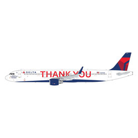 Gemini Jets A321neo Delta 2007 THANK YOU Livery 1:200