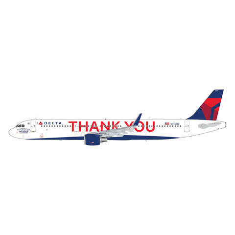 A321neo Delta 2007 THANK YOU Livery 1:200