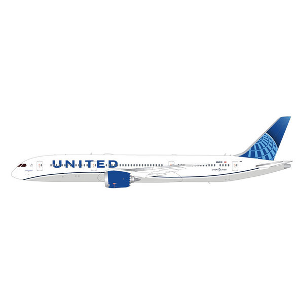 Gemini Jets B787-9 Dreamliner United 2019 c/s N12010 1:200 +Preorder+
