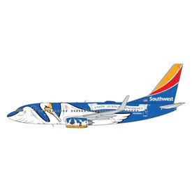 Gemini Jets B737-700W Southwest Louisiana One 1:200
