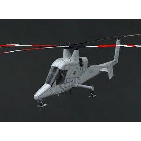 Brengun Kaman K-MAX US Helicopter 1:48 resin kit