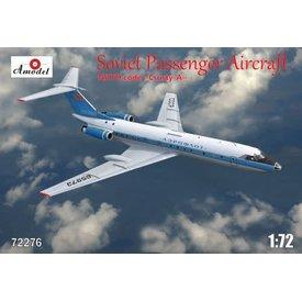 AMODEL Tupolev Tu-134 Aeroflot 1:72