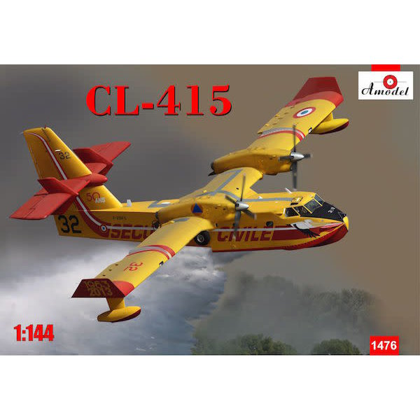 AMODEL Canadair CL-415 1:144