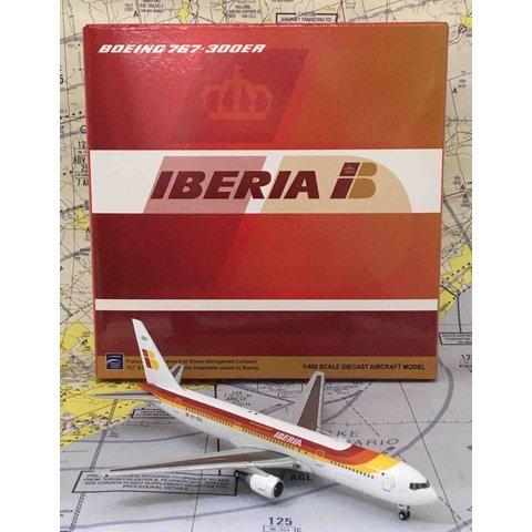 B767-300ER Iberia old livery EC-GSU 1:400