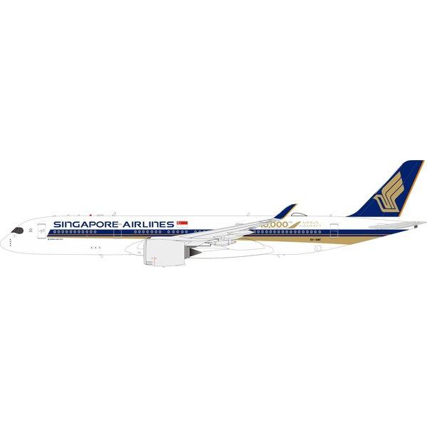 InFlight A350-900 Singapore 1000th A350 9V-SMF 1:200