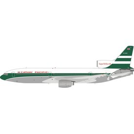 InFlight L1011 Super Tristar Cathay Pacific 1st livery VR-HHX 1:200