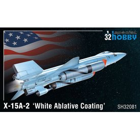 Special Hobby X-15A-2 'White Ablative Coating' 1:32