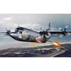 Italeri AC-130H SPECTRE GUNSHIP 1:72