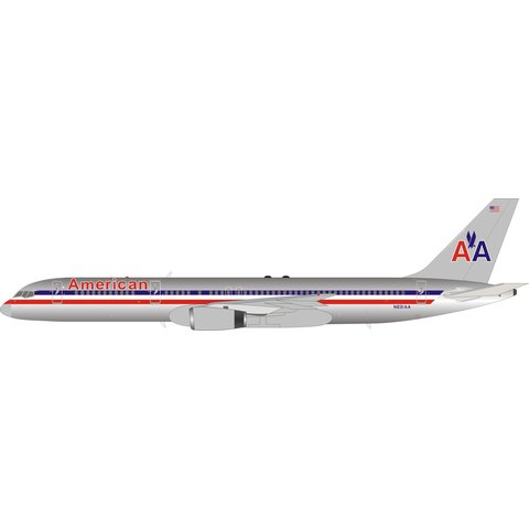 B757-200  American Airlines AA N631AA 1:200
