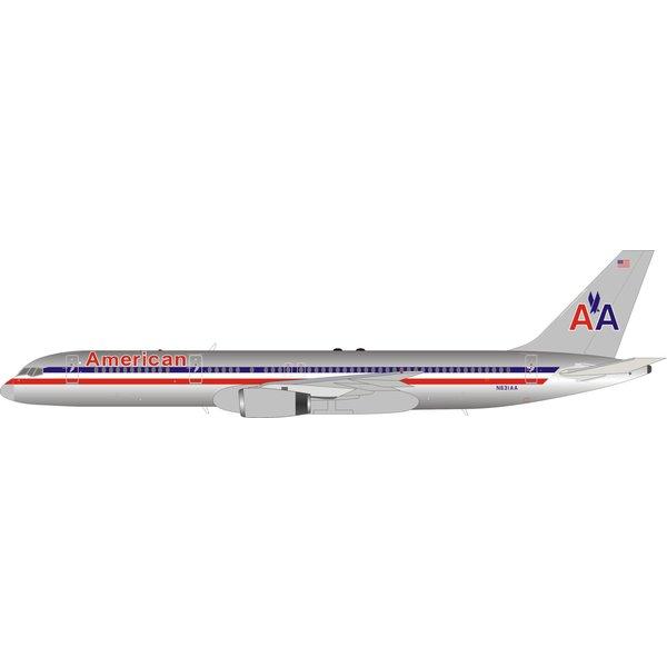 InFlight B757-200  American Airlines AA N631AA 1:200
