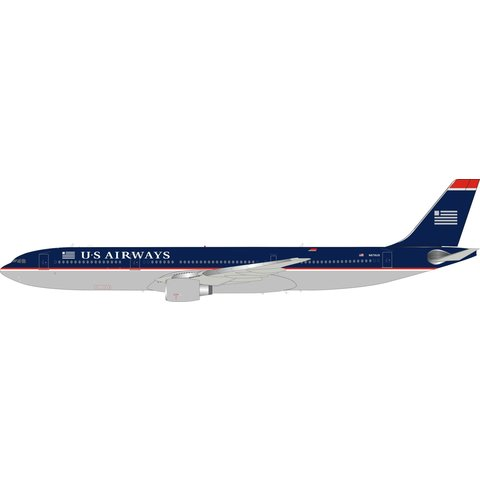 A330-300  US Airways 1997 blue livery N678US 1:200 +Preorder+