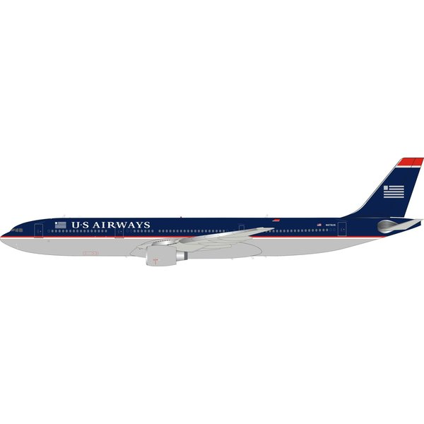 InFlight A330-300  US Airways 1997 blue livery N678US 1:200 +Preorder+
