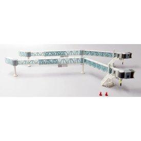 JC Wings Airport Passenger Boarding Bridge Narrow Body (x2) 1:200 ++SALE++