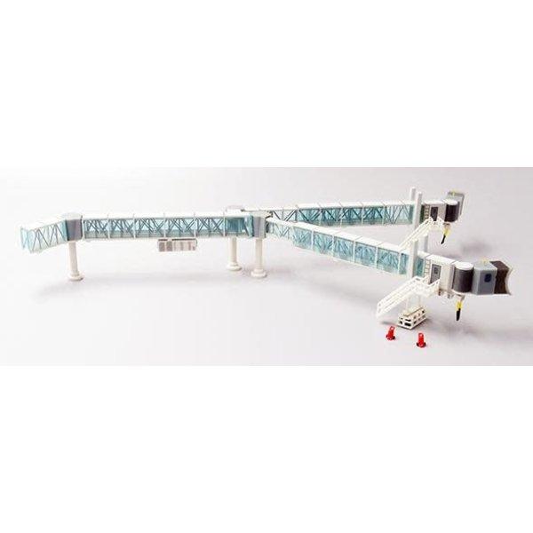 JC Wings Airport Passenger Boarding Bridge Wide Body (x1) 1:200++SALE++