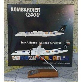JC Wings Dash8 Q400 Tyrolean Star Alliance 1:200 ++SALE++