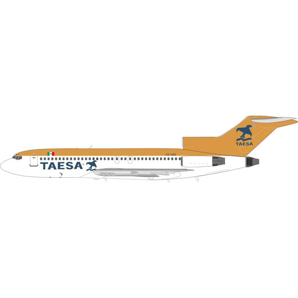 InFlight B727-51 TAESA old livery XA-ASS 1:200 +Preorder+
