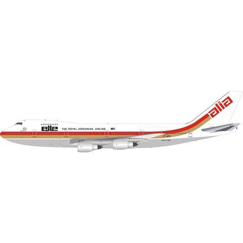 B747-200 Alia Royal Jordanian JY-AFA 1:200 +Preorder+