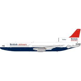 InFlight Lockheed L1011 British Airtours Negus G-BHBP 1:200