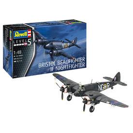Revell Germany Bristol Beaufighter Mk.IF Nightfighter 1:48 New 2020