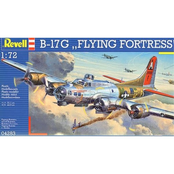 Revell Germany B17G Flying Fortress 1:72 [New tool 2010]