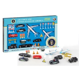 Daron WWT Air Force One Playset large (30 Pieces)