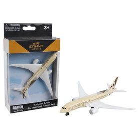 Daron WWT B787-9 Dreamliner Etihad 2014 livery Diecast Toy single plane