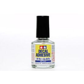 Tamiya Tamiya Decal Adhesive (10 ml bottle)