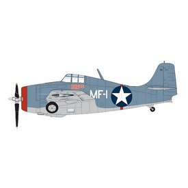 Hobby Master F4F3 Wildcat VMF224 MF-1 Maj.Galer Guadalcanal 1:48 +preorder+
