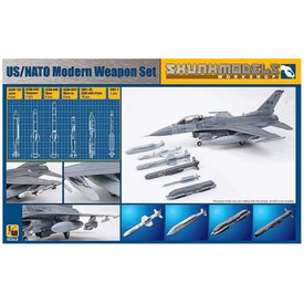 Skunkworks US/NATO Modern Weapons: A-G 1:48