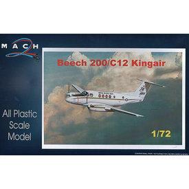 Beech King Air 200/C12A USN 1:72
