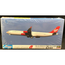 Hasegawa A340 Virgin Atlantic 1:400 kit !!!