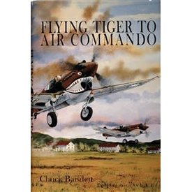 Schiffer Publishing Flying Tiger to Air Commando hardcover