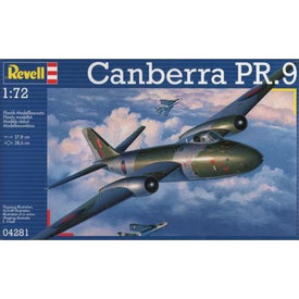 Revell Germany BAC Canberra PR9 1:72 Ex-Matchbox *O/P*