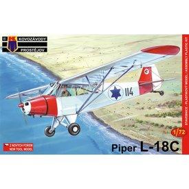 KOPRO Piper L18C Israeli 1:72