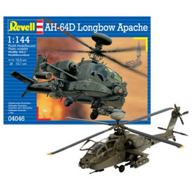 Revell Germany AH64D Apache 1:48 *O/P*