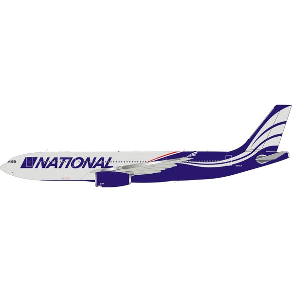 InFlight A330-200 National Airlines N819CA 1:200 +NSI+