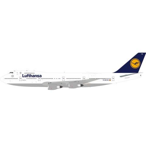 B747-200 Lufthansa old livery D-ABYM 1:200