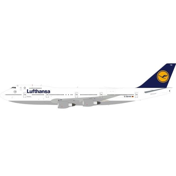 JFOX B747-200 Lufthansa old livery D-ABYM 1:200