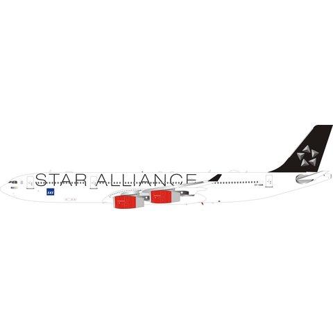 A340-300 SAS Scandinavian Star Alliance OY-KBM 1:200 +Preorder+