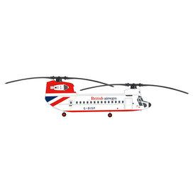Herpa Boeing 234 Chinook (CH47) British Airways 1:200  +Preorder+