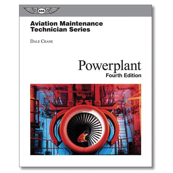 ASA - Aviation Supplies & Academics Aviation Maintenance Technician Series: Powerplant 4th Edition
